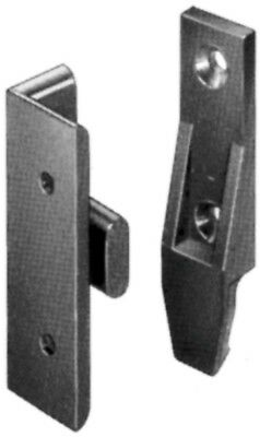 Keku Push In Fittings Press Fit Panel Hanging Clips Surface Mount Fasteners x2