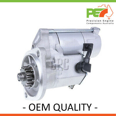 *OEM QUALITY* Starter Motor For Thermo King Kd-ii Max 3.7l Tk