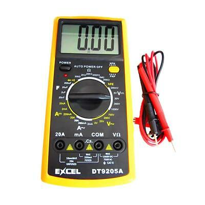 Digital Multimeters Electronic Amp Volt Ohm Voltage Meter with Diode Test