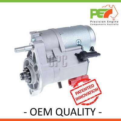 TOP QUALITY Starter Motor For Toyota Hilux Surf Kzn130 (grey Import) 3.0l 1kz-te