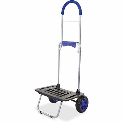 "dbest products Bigger Mighty Max Dolly 14""x18""x40"" Blue 01527"
