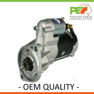 *OEM QUALITY* Starter Motor For Holden Rodeo Tf 2.8l 4jb1-t#