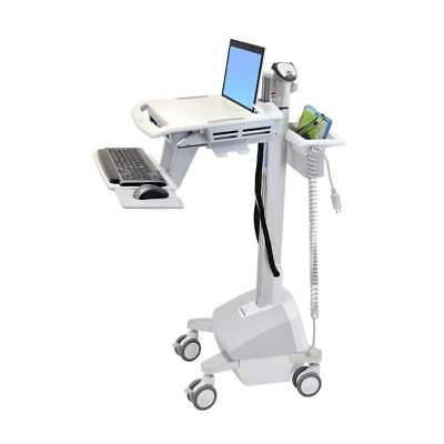 StyleView Medical Laptop Cart, LiFe Powered