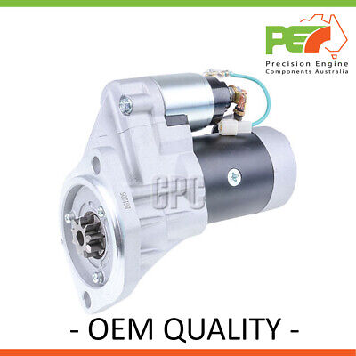 *OEM QUALITY* Starter Motor For Holden Rodeo Tf 2.5l 4ja1