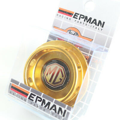 MG 6 1.8 Oil Filler Cap Gold Anodised Billet Aluminium MG6 SAIC Kavachi Engine