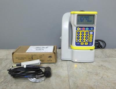 Hospira GEMSTAR Pain Management Infusion Pump w/ Docking Station and Bolus