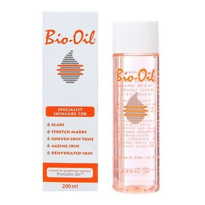 Bio Oil 200ml Scars Stretch Marks Dehydrated Aging Acne
