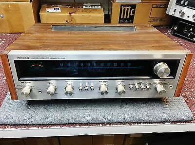 Pioneer SX-626 Stereo Receiver (Revised listing November 2 2017, Please read)