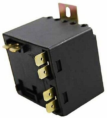 Packard PR9169 Potential Relay 332 Continuous Coil Voltage - NEW
