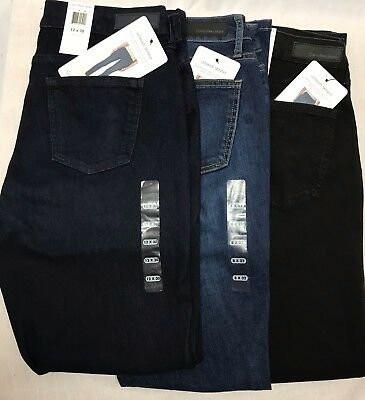 Calvin Klein Women's  Ultimate Skinny Stretch Jeans NWT