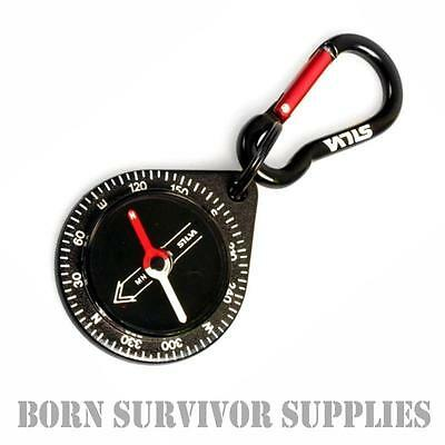 Summit GP-SX Map Reading Compass Walking Hiking Orienteering Army Scouts Camping