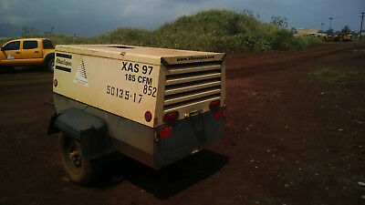 2007 Atlas Copco XAS 97 JD Compressor