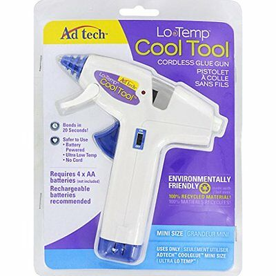Adhesive Technologies 0288 Cool Tool Ultra Low Temp Glue Gun