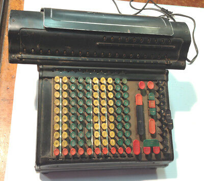Marchant CT-M Adding Machine , Calculator , Very old Vintage