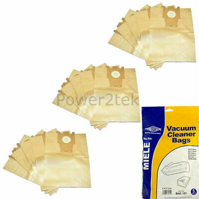 15 x Type G & H Vacuum Cleaner Bags for Miele S5520 Hoover UK