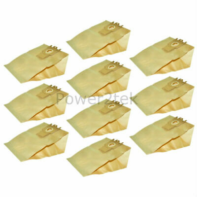 10 x G H Type Dust Bags for Miele S5520 Vacuum Cleaner