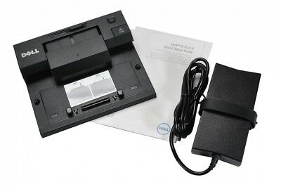 Dockingstation - Dell E-Port II (PR03X) 130W für Dell Latitude 2120