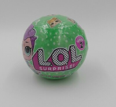 LOL Surprise Doll BIG SISTERS, Series 2 Wave 2 100% AUTHENTIC! 1 BALL