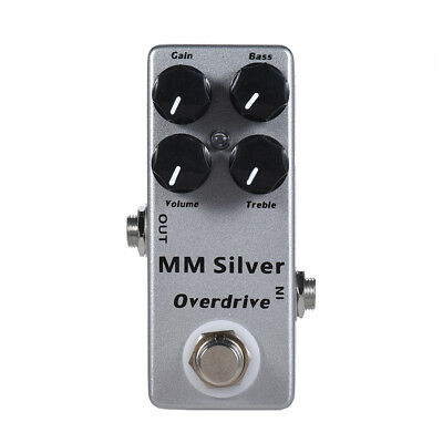 Moskyaudio MM Overdrive Guitar Effect Pedal Overdrive And True Bypass
