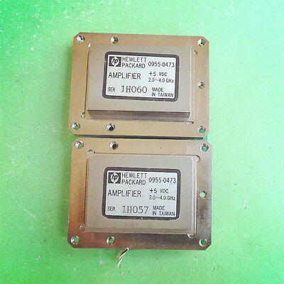 1pc Used Good HP 0955 - 0473 AMPLIFIER