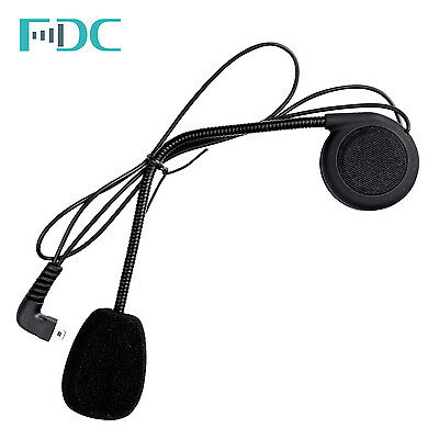 Original FDC Hard Cable Mic Microphone Headphone Headset For FDC/TCOMVB/COLO/KIE