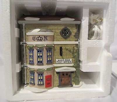 Dept 56 Dickens Village Series Kings Road Post Office #58017