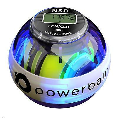 NSD Powerball Auto Start Fusion Pro Neon Indestruction - Power Ball, color...