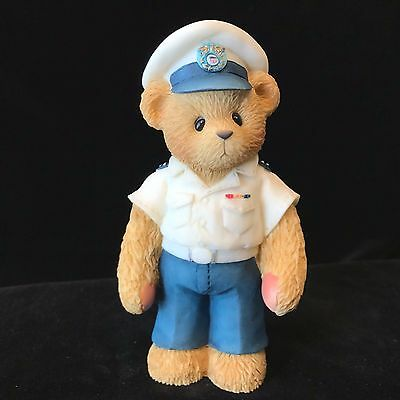 Cherished Teddies Military Coast Guard #742961 - Life Is Smooth Sailing With You