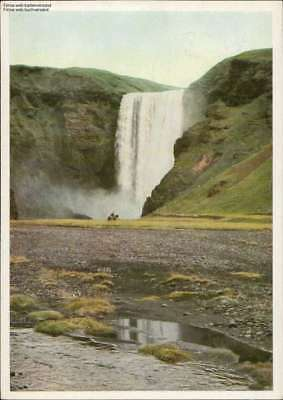 1063915 - Skogafoss: One of the highest and most beautiful waterfalls in Iceland
