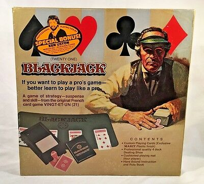Blackjack Poker Layout Table Top Mat Pad Cover Casino Card Game Green Felt Board
