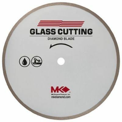 MK-215GL 156651 7 x .050 x 5/8 Inch Supreme Wet Cutting Diamond Blade For Glass