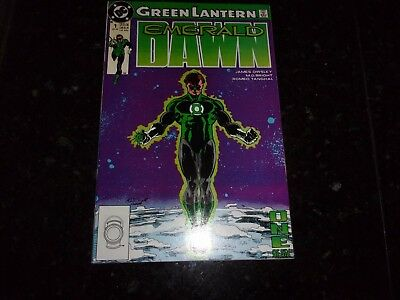 Green Lantern Emerald Dawn  #1