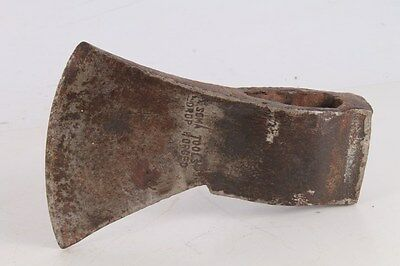 Antique Vintage Old Drop Forged Hatchet Axe Head Tool.