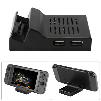 Portable Replacement Dock Base Travel Charging Station for Nintendo Switch AC969