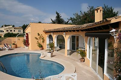 Accessible Spanish Villa - Adapted Facilities - Own Pool - Beaches - Great Views