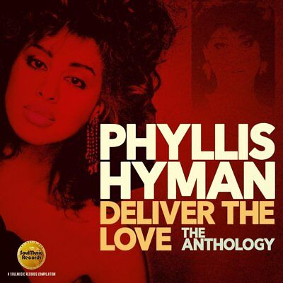 Phyllis Hyman - Deliver The Love: The Anthology - New Cd Compilation