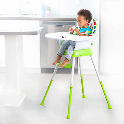 High Chair Baby Seat Booster Feeding Toddler Infant Portable Highchair 3 in 1