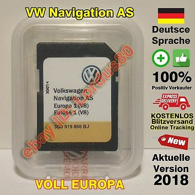 vw volkswagen navigationssystem discover media sd karte v7. Black Bedroom Furniture Sets. Home Design Ideas