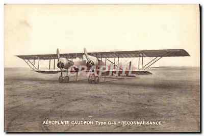 CPA Avion Aviation Aeroplane Gaudron Type G4 Reconnaissance