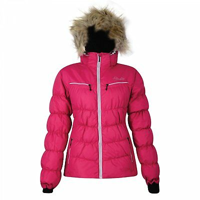 icepeak winterjacke mit echtpelz damen rot blau wei eur 1 00 picclick de. Black Bedroom Furniture Sets. Home Design Ideas