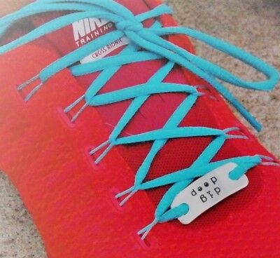 SHOE CHARM 21 CHOICES Running Marathon Shoe Lace Shoelace MOMENTUM JEWELRY