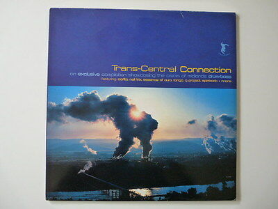 TRANS CENTRAL CONNECTION - 2 LP Various Drum n bass ashadow7 LP 1996