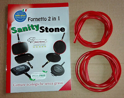 Set 2 Guarnizioni Fornetto Bernigroup Eco-Stone, Sanity-Stone e Mister-Kitchen