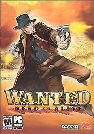 Wanted: Dead or Alive (XS Games, 2003) Box and Game