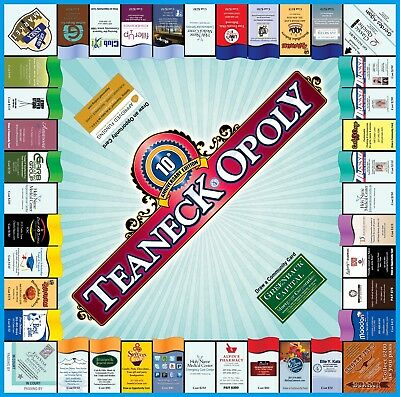 Teaneckopoly! If you live, haved lived or visited,  this game is for you