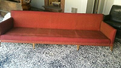 Large Modern Sofa Attributed to Harvey Probber DELIVERY AVAILABLE fresh item