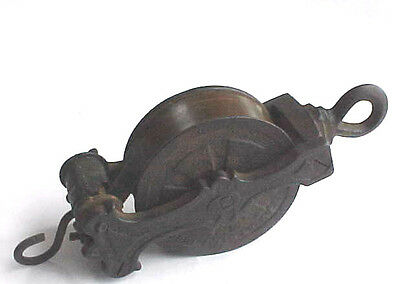 Mechanical Victorian CEILING HOOK parlor LIBRARY chandelier KEROSENE oil lamp