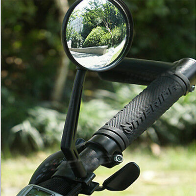 Bicycle Handlebar Mirror Professional Mountain Bike Convex Accessories