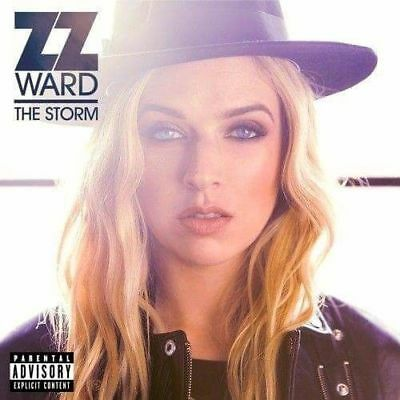 The Storm [PA] by ZZ Ward (CD, Jun-2017, Hollywood) NEW!