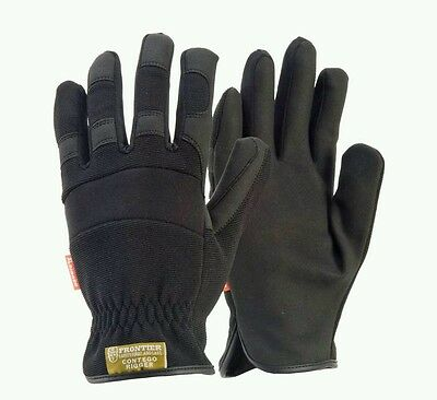 CONTEGO RIGGERS WORK SAFETY GLOVES - Mechanic, Trucks, safety. Size L & XL
